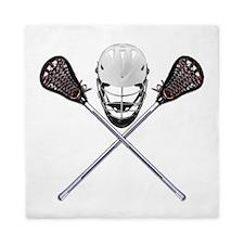 Lacrosse Pirate Queen Duvet