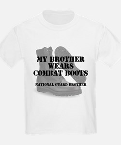 National Guard Brother wears CB T-Shirt