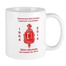 Dominguez Class of 64 50th Mugs