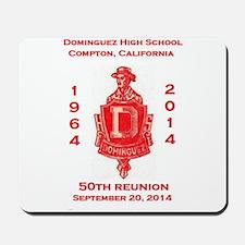 Dominguez Class of 64 50th Mousepad