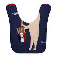 French Bull Dog Bib