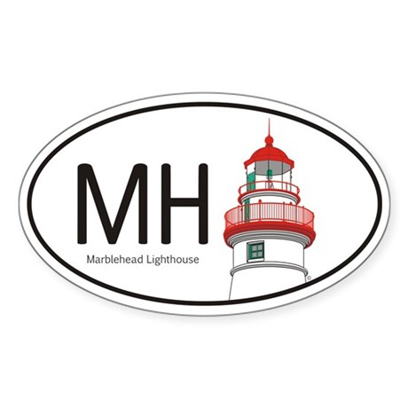 Marblehead Lighthouse_Sticker