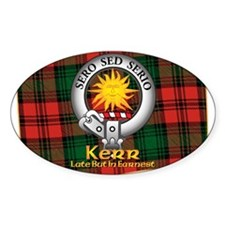 Kerr Clan Decal