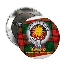 """Kerr Clan 2.25"""" Button"""