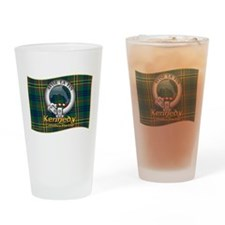 Kennedy Clan Drinking Glass