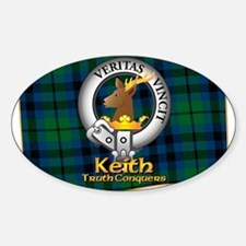 Keith Clan Decal