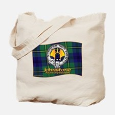 Johnstone Clan Tote Bag