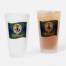 Johnstone Clan Drinking Glass