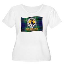 Johnstone Clan Plus Size T-Shirt