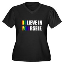 Believe in Yourself3RP Plus Size T-Shirt
