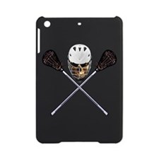 Lacrosse Pirate Skull iPad Mini Case