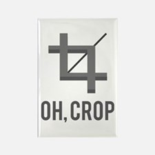 Oh, Crop Magnets