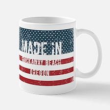Made in Rockaway Beach, Oregon Mugs