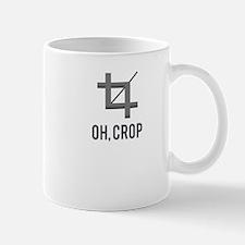 Oh, Crop Mugs