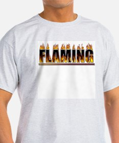 Flaming T-Shirt