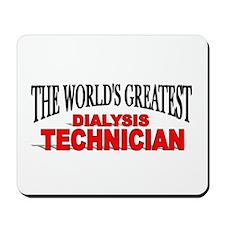 """The World's Greatest Dialysis Technician"" Mousepa"
