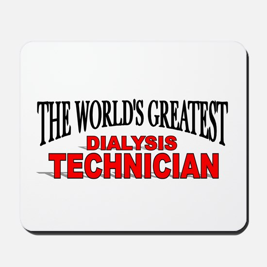 """The World's Greatest Dialysis Technician"" Mousepa"