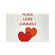 cannoli Magnets