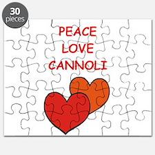 cannoli Puzzle