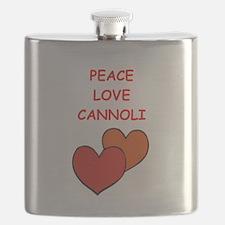 cannoli Flask
