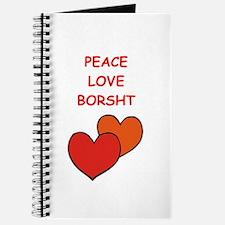 borsht Journal