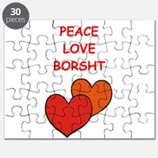 borsht Puzzle