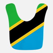 Flag of Tanzania Bib
