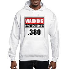 Warning .380 Hoodie