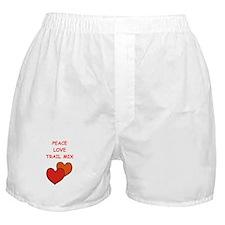trail mix Boxer Shorts
