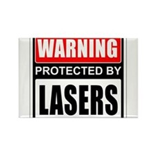 Warning Lasers Magnets