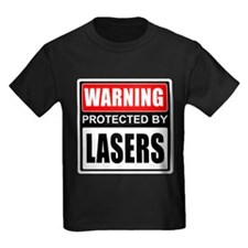 Warning Lasers T-Shirt