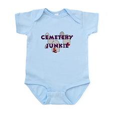 Cemetery Junkie Infant Bodysuit