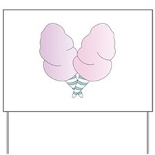 CottonCandy Yard Sign