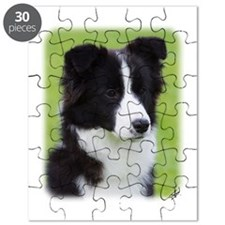 Border Collie Puppy AF205D-114 Puzzle