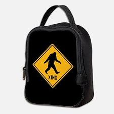 Bigfoot Crossing Neoprene Lunch Bag