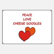 cheese doodle Banner