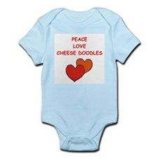 cheese doodle Body Suit