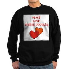 cheese doodle Sweatshirt