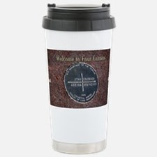 Welcome to Four Corners Monumen Travel Mug