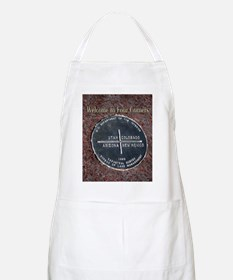 Four Corners Monument in Navajo Nation USA Apron