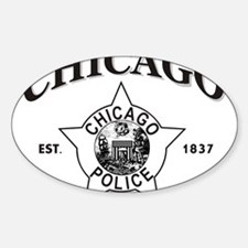 Chicago police Decal