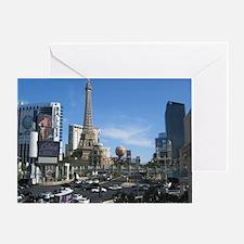 Las Vegas USA Greeting Card