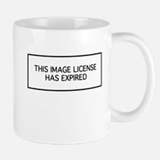 Expired Image License Mugs