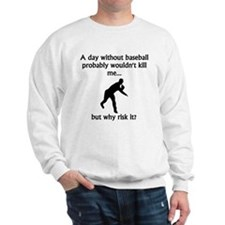 A Day Without Baseball Jumper