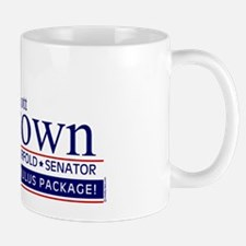 Scott Brown Mug