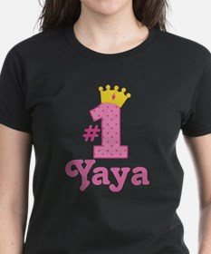 Yaya (Number One) Tee