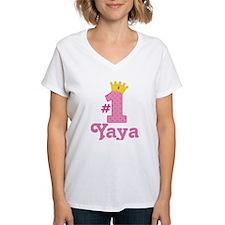 Yaya (Number One) Shirt