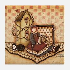 ScannedImage-2 Tile Coaster