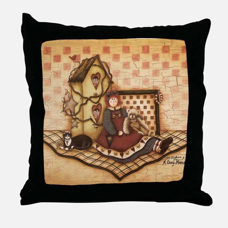 Primitive Throw Pillows For Couch : Country Primitive Pillows, Country Primitive Throw Pillows & Decorative Couch Pillows