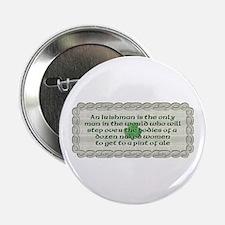 Irishman Ale Button
